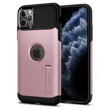 Load image into Gallery viewer, Spigen Slim Armor Apple iPhone 11 Pro Max Case (Rose Gold) - 075CS27049