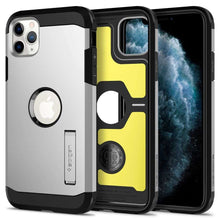Load image into Gallery viewer, Spigen Tough Armor XP Case Apple iPhone 11 Pro Max (Satin Silver) 075CS27430