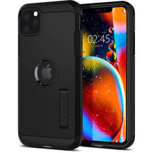 Load image into Gallery viewer, Spigen Tough Armor Case Apple iPhone 11 Pro Max (Black) 075CS27142
