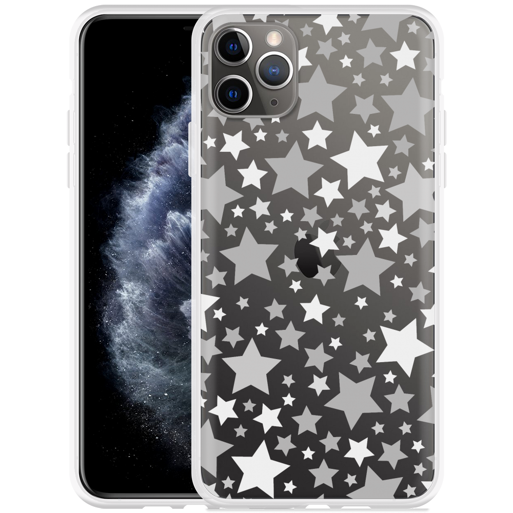 Apple iPhone 11 Pro Max Hoesje Stars
