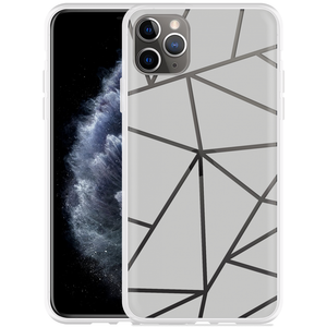 Apple iPhone 11 Pro Max Hoesje Triangles