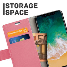 Load image into Gallery viewer, Book Wallet cover voor Apple iPhone 11 Pro Max - Roze