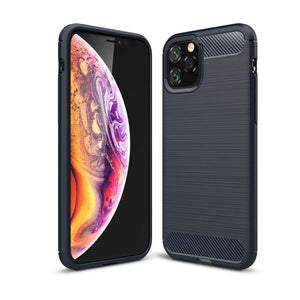 Just in Case Rugged TPU Apple iPhone 11 Pro Case (Blue)