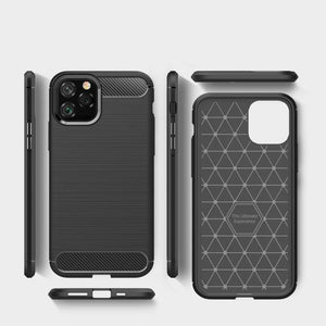 Just in Case Rugged TPU Apple iPhone 11 Pro Case (Black)