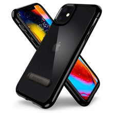 Load image into Gallery viewer, Spigen Ultra Hybrid Case S Apple iPhone 11 (Black) 076CS27434