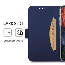 Load image into Gallery viewer, Just in Case Apple iPhone Xs Max Wallet Case Slimline - Blue