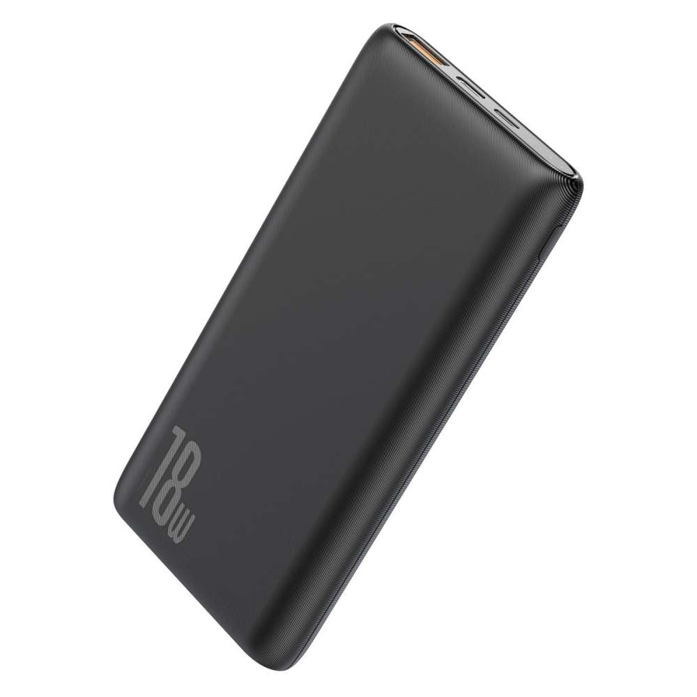 Baseus QC 3.0 PD 3.0 Powerbank 10000mAh (black)