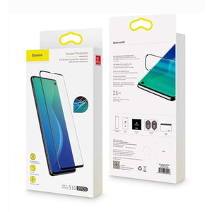 Baseus Full Cover Soft Screen Protector Samsung Galaxy S10 Plus - Black
