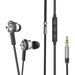 Baseus Encok Wire Earphone H01 (Dark Grey)