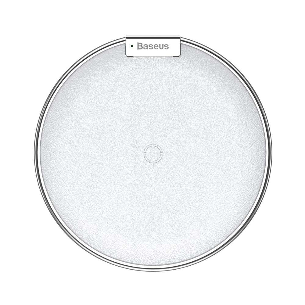 Baseus Wireless Qi Charger (IX) - White
