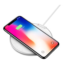 Load image into Gallery viewer, Baseus Wireless Qi Charger (IX) - White