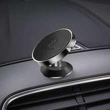 Load image into Gallery viewer, Baseus Leather Magnetic Dashboard Mount (360-Degree Rotation)