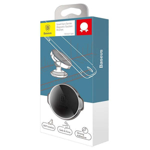 Baseus Magnetic Dashboard Mount (360-Degree Rotation) (Silver)