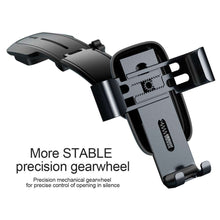 Load image into Gallery viewer, Baseus Metal Age Gravity Stand - (Black)