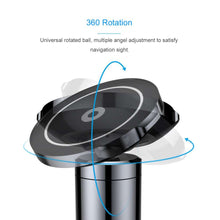 Load image into Gallery viewer, Baseus Car Magnetische Wireless Charger Quick Charge 2.0