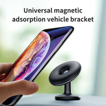 Load image into Gallery viewer, Baseus Magnetic Dashboard Mount Star Ring (360-Degree Rotation) (Black)