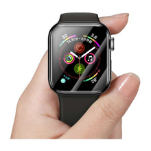 Load image into Gallery viewer, Baseus Full Cover Film Protector Apple Watch 40mm (Black)
