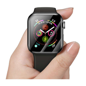 Baseus Full Cover Film Protector Apple Watch 40mm (Black)