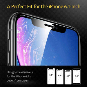 ESR Screen Shield Glass Apple iPhone 11 Premium 9H 2 Pack with installation frame