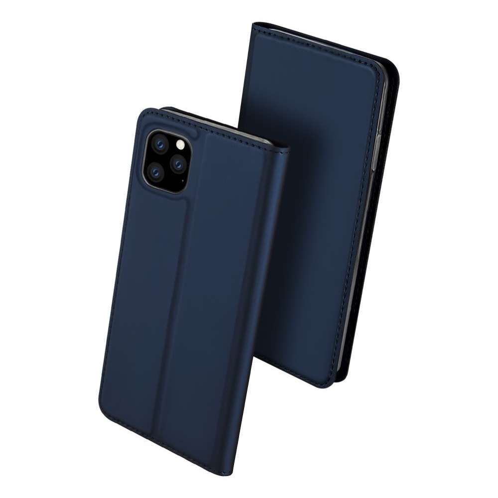 DUX DUCIS Apple iPhone 11 Pro Wallet Case Slimline - Blue