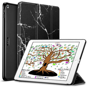 ESR Apple iPad Pro 11 2018 Case Marble Black