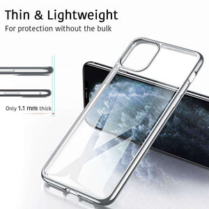 ESR Apple iPhone 11 Pro Max Cover Essential Zilver