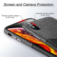 Load image into Gallery viewer, ESR Apple iPhone Xs Max Case Metro Black
