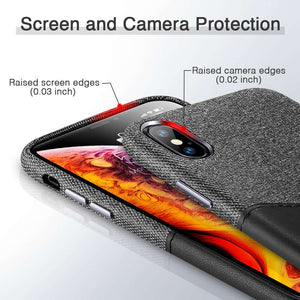 ESR Apple iPhone Xs Max Case Metro Black