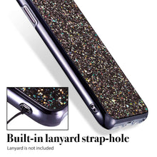 Load image into Gallery viewer, ESR Apple iPhone XS MAX Case Luxury Glitter Black