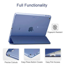 Load image into Gallery viewer, ESR Apple iPad Mini 2019 Yippee Color Case Navy Blue