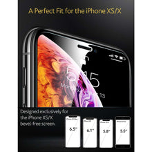 Load image into Gallery viewer, ESR Tempered Glass Apple iPhone XS / X