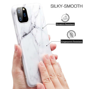 ESR Apple iPhone 11 Pro Max Cover Marble Wit