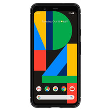 Load image into Gallery viewer, Spigen Rugged Armor Case Google Pixel 4 (Black) F26CS27575