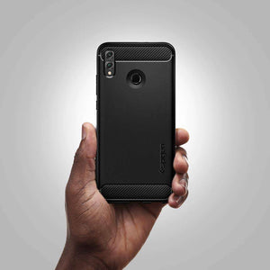 Spigen Rugged Armor Case Honor 8X (Matte Black) L36CS25573