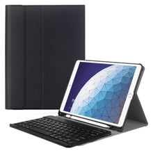 Load image into Gallery viewer, Just in Case Apple iPad Air (2019) 10.5 Premium Bluetooth Keyboard Pen Cover (Black)