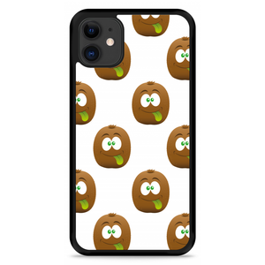 iPhone 11 Hardcase hoesje Crazy Kiwi