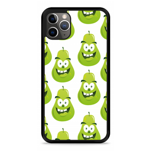 iPhone 11 Pro Hardcase hoesje Happy Peer