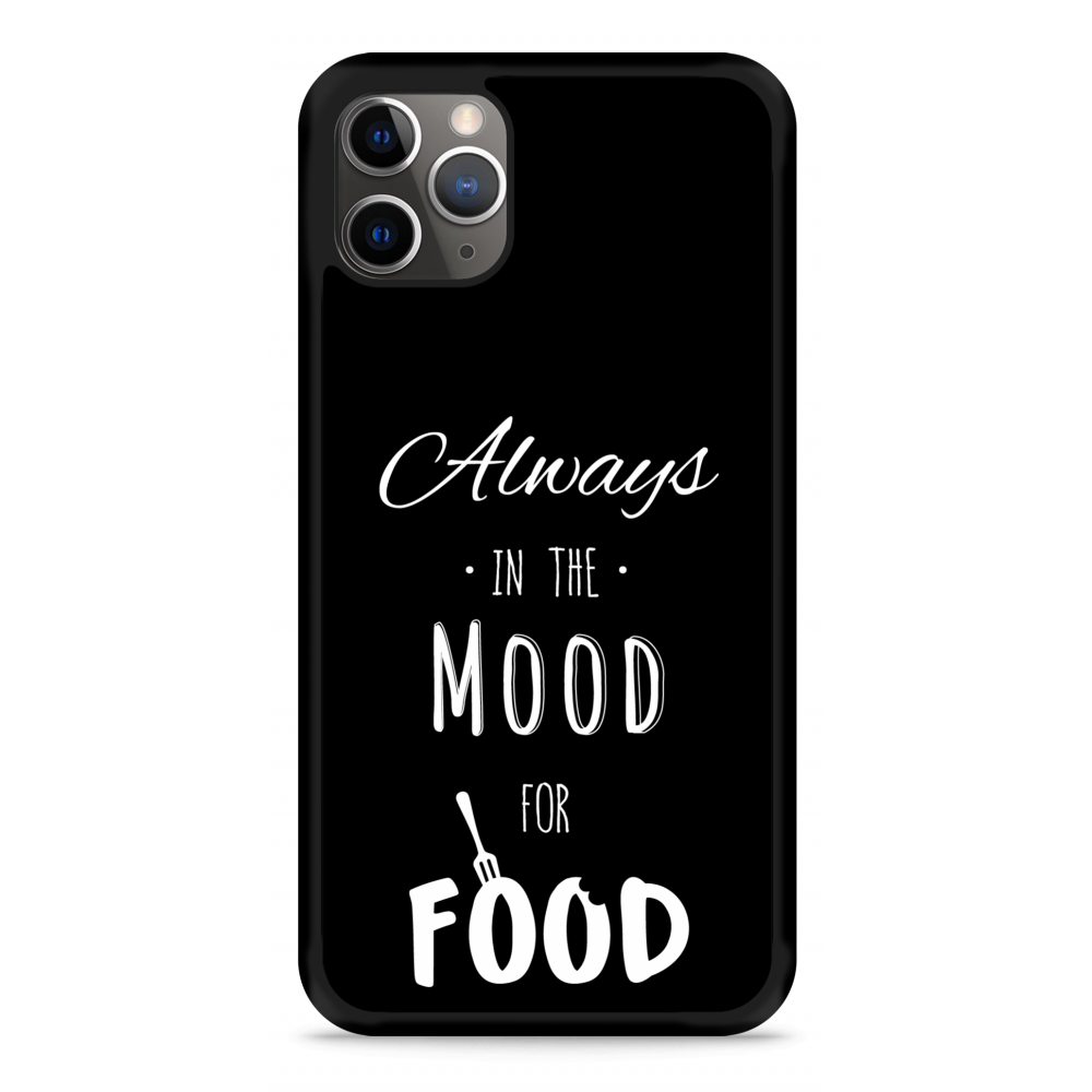 iPhone 11 Pro Hardcase hoesje Mood for Food II