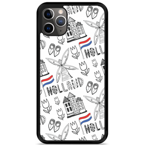 iPhone 11 Pro Max Hardcase hoesje Holland