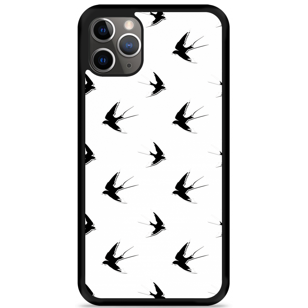 iPhone 11 Pro Max Hardcase hoesje Swallows