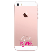 Load image into Gallery viewer, iPhone 5/5S/SE Hoesje Girl Power