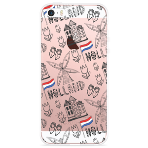 iPhone 5/5S/SE Hoesje Holland