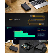 Load image into Gallery viewer, Aukey QC 3.0 PD 2.0 Powerbank 30000mAh PB-Y7