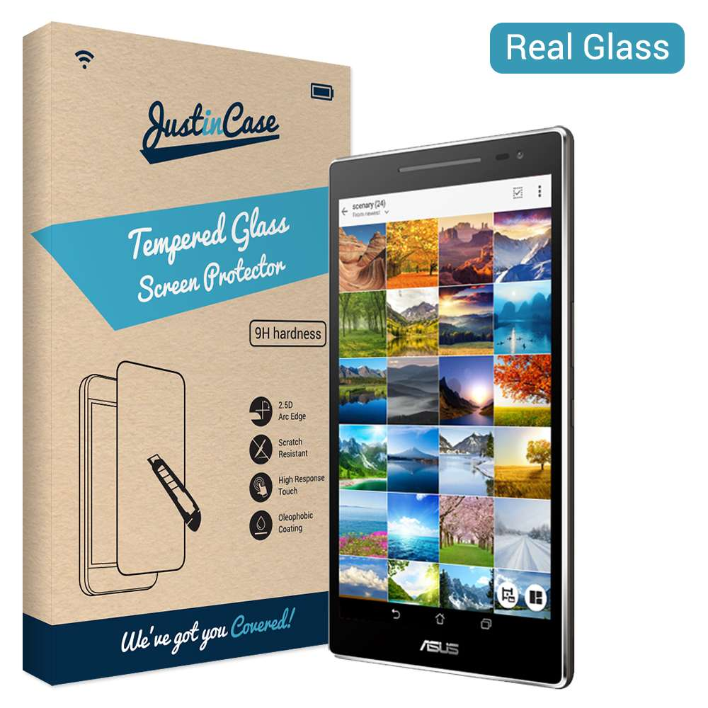Just in Case Asus ZenPad 8.0 Tempered Glass