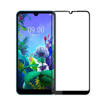 Load image into Gallery viewer, Just in Case Full Cover Tempered Glass LG Q60 (Black)