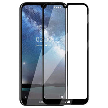 Load image into Gallery viewer, Just in Case Full Cover Tempered Glass Nokia 2.2 (Black)