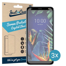 Load image into Gallery viewer, Just in Case Screen Protector LG K40 (3 pack)