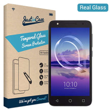 Load image into Gallery viewer, Just in Case Tempered Glass Alcatel U5 HD