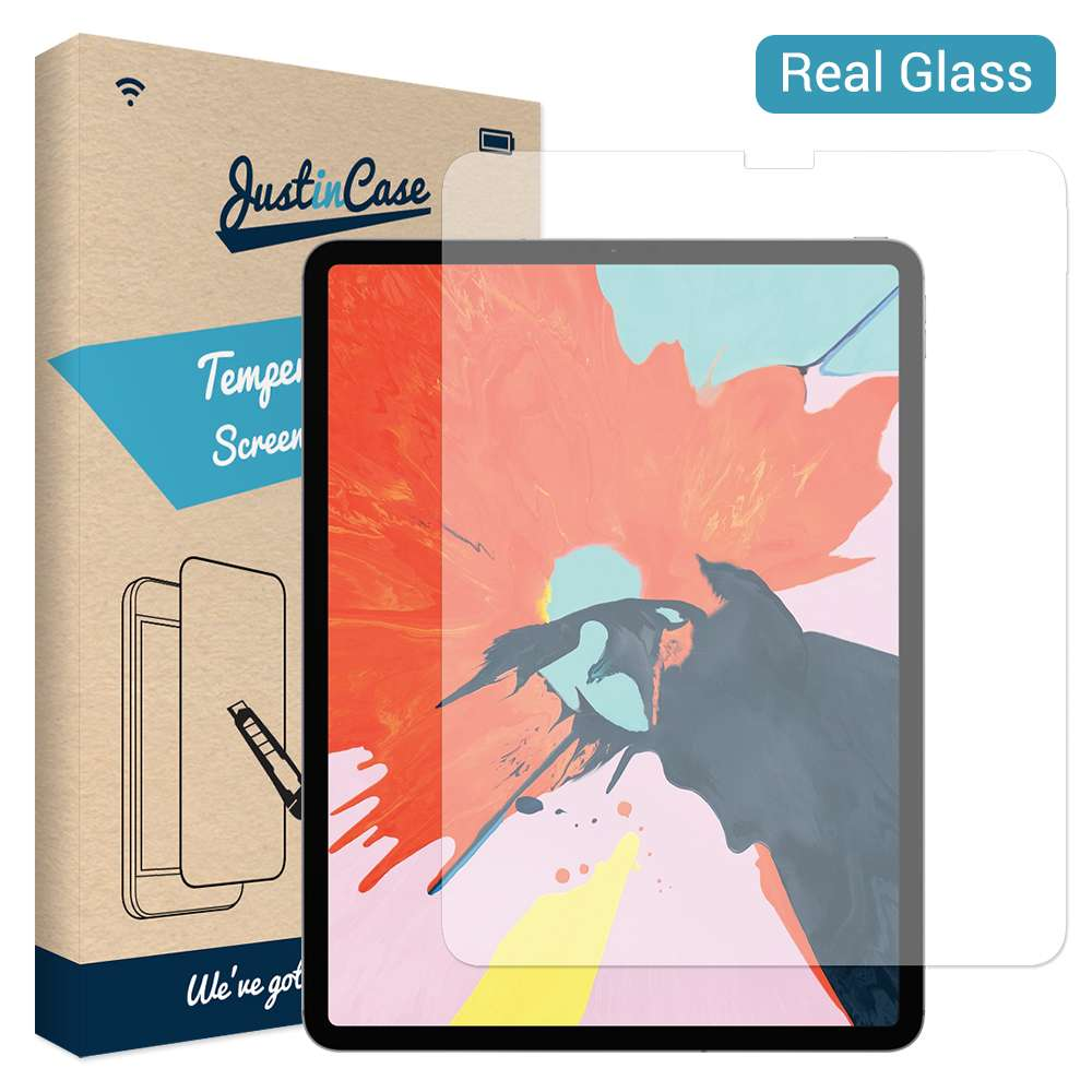 Just in Case Tempered Glass Apple iPad Pro 11 2018