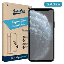 Load image into Gallery viewer, Just in Case Tempered Glass Apple iPhone 11 Pro Max